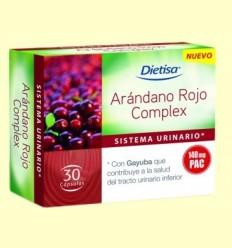 Nabiu Vermell Complex - Dietisa - 30 càpsules
