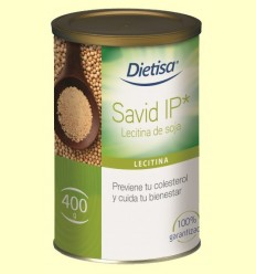 Lecitina de Soja IP Granulada - Dietisa - 400 grams