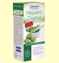 Hepatic Digest Xarop - Dietisa - 250 ml