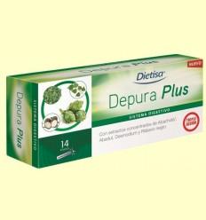 depura Plus - Dietisa - 14 vials