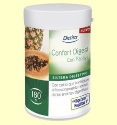 Confort Digest amb Papaia - Dietisa - 180 grams
