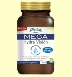 Mega Hydra Visió - Dietisa - 30 càpsules