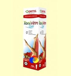 Toniven Gel - Cames Lleugeres - Ortis - 100 ml