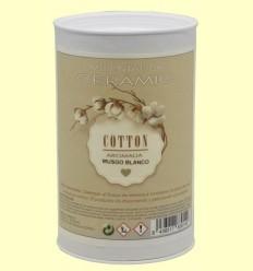 Ambientador Ceramic Cotton Molsa Blanc - Aromalia - 100 ml