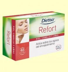 Refort - Dietisa - 48 càpsules