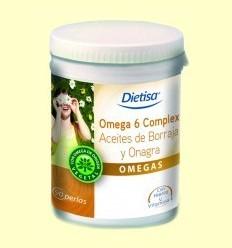 Omega 6 Borratja i Onagra - Dietisa - 90 perles