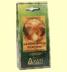 Encens Con Sandalwood - Musk - Flaires - 10 cons