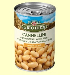 mongetes Blanques - La Bio Idea - 400 grams