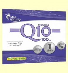 Coenzim Q10 100 mg - Pinisan - 30 càpsules