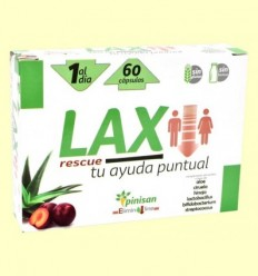 Lax Rescue - Pinisan - 60 càpsules