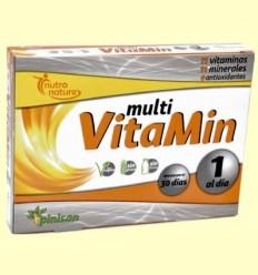 Multi Vitamin - Nodreixi Nature - Pinisan - 30 càpsules