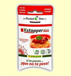 K Stopper 8000 - Chitosan - Pinisan - 10 càpsules