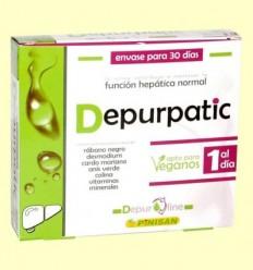 Depurpatic - Funció Hepàtica - Pinisan - 30 càpsules