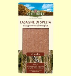 Lasanya d'Espelta Bio - La Bio Idea - 250 grams