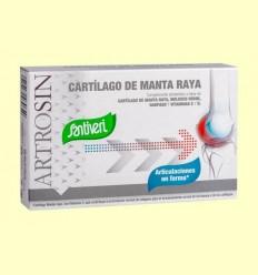 Artrosín Cartílag Manta Ratlla - Articulacions - Santiveri - 60 càpsules
