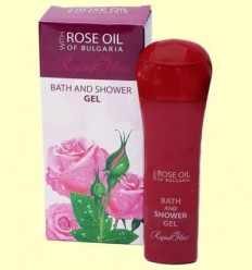 Gel de Dutxa amb Oli de Rosa de Bulgària - Biofresh - 230 ml