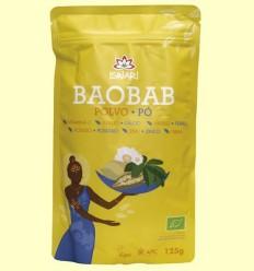 Boabab en pols Bio - Iswari - 125 grams