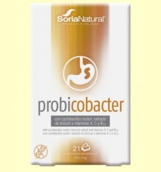 Probicobacter - Soria Natural - 21 comprimits