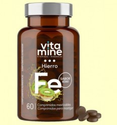 ferro Vitamine - Herbora - 60 comprimits