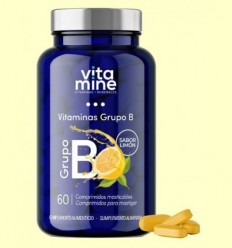 Vitamines Grup B Vitamine - Herbora - 60 comprimits
