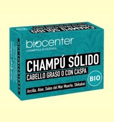 Xampú Solgut Cabell Gras o amb Caspa Bio - Biocenter - 100 grams