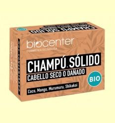 Xampú Solgut Cabell Sec o Danyat Bio - Biocenter - 100 grams