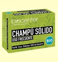Xampú Solgut freqüents- Bio - Biocenter - 100 grams