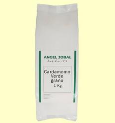 Cardamom Verd Gra - Angel Jobal - 1 kg