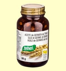 Oli de Germen de Blat 500 mg - Santiveri - 120 perles