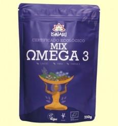 Mix Omega 3 Bio - Iswari - 250 grams