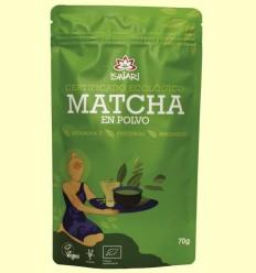 Matcha pols Bio - Iswari - 70 grams