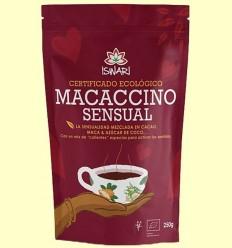 Macaccino Sensual Bio - Iswari - 250 grams