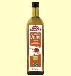 Oli de Llavors de Càrtam Bio - Natursoy - 500 ml