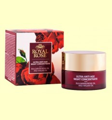 Crema Nit Anti Edat - Biofresh Royal Rose - 40 ml
