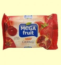 Sabó en Pastilla Cocktail Fruites Vermelles - Biofresh Mega Fruit - 75 grams