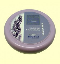 Crema Facial de Lavanda - Biofresh Herbs of Bulgaria Lavender - 100 ml