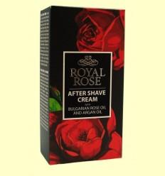 Crema Suavitzant After Shave - Biofresh Royal Rose - 75 ml