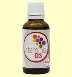 Vitamina D3 Colecalciferol - Plantis - 30 ml