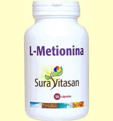 L-Metionina - Sura Vitasan - 50 càpsules