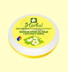 Crema Facial Herbal de Camamilla - Biofresh - 75 ml