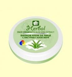 Crema Facial Herbal d'Aloe Vera - Biofresh - 75 ml