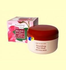 Mascareta per al Cabell - Biofresh Rose of Bulgaria - 330 ml