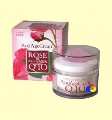 Crema Regenerant Coenzim Q10 - Biofresh Rose of Bulgaria - 50 ml