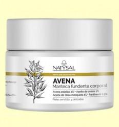 Civada Manteca Fundent Normal - Natysal - 200 ml
