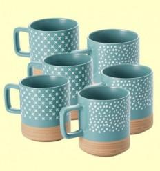 Tasses de Porcellana Abbe - Cha Cult - 6 unitats