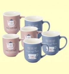 Tasses de Porcellana Maarja - Cha Cult - 6 unitats