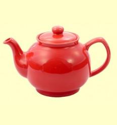 Te Alan de Ceràmica Color Vermell - Cha Cult - 1 litre