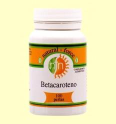 Betacarotè / Pro-Vitamina A - Nutri Force - 100 Perles