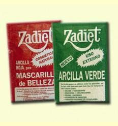 Argila Roja - Zadiet - Mascareta facial - 50 grams