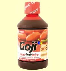 Suc de Fruita de Goji - Enriquit amb Antioxidant OXY3 - Òptima - 500 ml